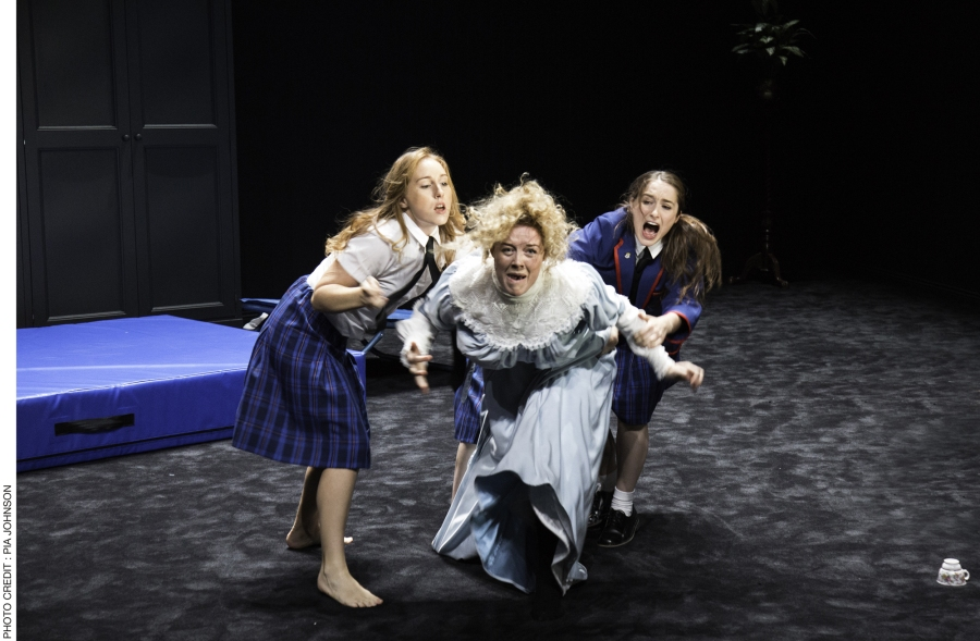0137 Harriet Gordon-Anderson, Nikki Shiels and Elizabeth Nabben.  Picnic at Hanging Rock. Photo by Pia Johnson.jpg